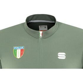 Sportful Italia CL Jersey Men Dry Green